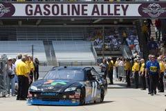 NASCAR:  FedEx Allstate 400 at the Brickyard Stock Image
