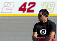 NASCAR: Felsen u. Rolle 400 11. September-Chevy Lizenzfreies Stockbild