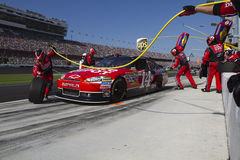 NASCAR: Fevereiro 17 Gatorade 150 Fotos de Stock Royalty Free