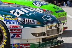 NASCAR: Fevereiro 6 Daytona 500 que qualifica imagem de stock
