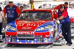 NASCAR - Final Inspection in Richmond Royalty Free Stock Photos
