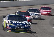 NASCAR: Fusão ProGlide 500 de junho 06 Gillette Foto de Stock Royalty Free
