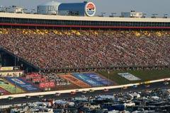 NASCAR - Gebläse überwachen bei Lowes lizenzfreie stockfotografie