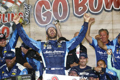 NASCAR: Gehen am 13. Mai rollende 400 lizenzfreie stockfotografie