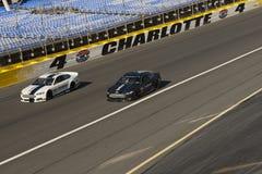 NASCAR: Giro di media del 24 gennaio NASCAR Immagine Stock