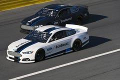 NASCAR: Giro di media del 24 gennaio NASCAR Immagini Stock