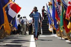 NASCAR: 11 giugno Pocono 400 Immagine Stock Libera da Diritti