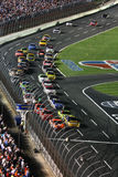NASCAR - Go Green! Stock Photos