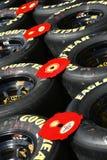 NASCAR - Goodyear que compete pneus da águia Imagens de Stock Royalty Free