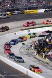NASCAR - Gordon piombo sulla strada del pozzo Fotografia Stock Libera da Diritti