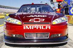 NASCAR - Gordon's #24 Red Impala Up Close Stock Photo