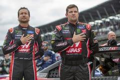 NASCAR : Grande vodka 400 de machine du 10 septembre à la briqueterie photo libre de droits