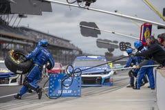 NASCAR : Grande vodka 400 de machine du 10 septembre à la briqueterie image libre de droits