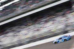 NASCAR : Grande vodka 400 de machine du 10 septembre à la briqueterie image stock