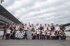 NASCAR : Grande vodka 400 de machine du 10 septembre à la briqueterie images libres de droits