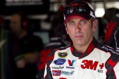 NASCAR: GREG BIFFLE Stock Photo