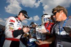 NASCAR:  Greg Biffle Aug 14 Carfax 400 Stock Image