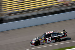 NASCAR:  Haas Chevrolet Aug 14 Carfax 400 Royalty Free Stock Image