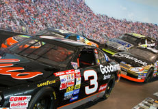NASCAR Hall of Fame Museum Stock Images