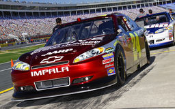 NASCAR - Hendrick-Leistung lizenzfreies stockfoto