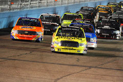 NASCAR-het Kamperen de Reeks van de Wereldvrachtwagen Stock Fotografie