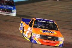 NASCAR-het Kamperen de Reeks van de Wereldvrachtwagen Royalty-vrije Stock Afbeeldingen