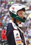 NASCAR - het Ondergeschikte Lid van de Bemanning stock fotografie