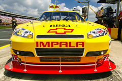 NASCAR - het Sponsoring van Cheerios BB&T stock foto