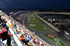 NASCAR - High Above LMS 2 Stock Image