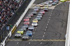 NASCAR: I Tums del 25 ottobre digiunano rilievo 500 Immagini Stock Libere da Diritti