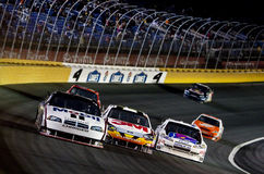 NASCAR: Il 17 ottobre NASCAR che incassa 500 Immagine Stock