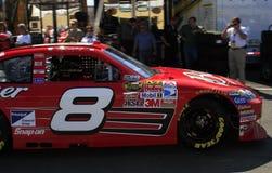 NASCAR - Il junior della vallata è disinserito! Immagini Stock Libere da Diritti