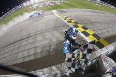 NASCAR: Il 13 maggio va 400 lancianti Fotografie Stock Libere da Diritti