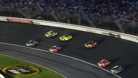 NASCAR - Intestato in 2 a Lowes Fotografie Stock