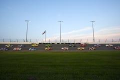 NASCAR: Jalapeno 250 do metro julho de 03 Imagem de Stock Royalty Free