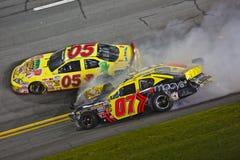 NASCAR: Jalapeno 250 do metro julho de 03 Imagem de Stock