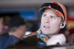 NASCAR: Jamie McMurray Royalty Free Stock Photography