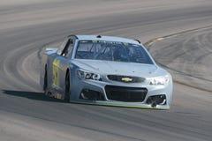 NASCAR:  Jan 31 Phoenix Open Test Stock Image