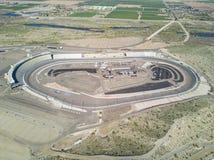 NASCAR: Januari 21 Phoenix öppet prov Royaltyfri Bild