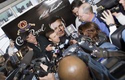 NASCAR:  January 19 Roush Fenway Media Day Stock Photos
