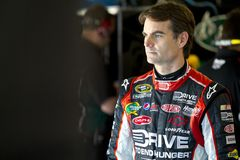 NASCAR: Jeff Gordon Stock Image