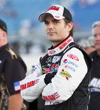 NASCAR: Jeff Gordon LifeLock.com 400 Stockbild