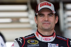 NASCAR:  Jeff Gordon LifeLock.com 400 Stock Photography