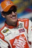 NASCAR: Joey Logano Lizenzfreie Stockfotografie