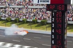 NASCAR: Joey Logano Royalty Free Stock Images
