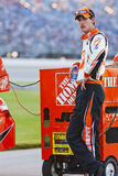 NASCAR: Joey Logano LifeLock.com 400 Royalty Free Stock Photography