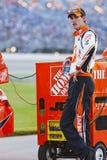 NASCAR: Joey Logano LifeLock.com 400 Fotografia de Stock Royalty Free