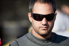 NASCAR: Juan Pablo Montoya Stockbild