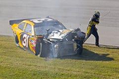 NASCAR: Jugo 500 de la energía del 31 de octubre amperio Imagen de archivo