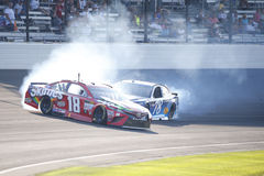 NASCAR : 23 juillet Brantley Gilbert Big Machine Brickyard 400 Image stock